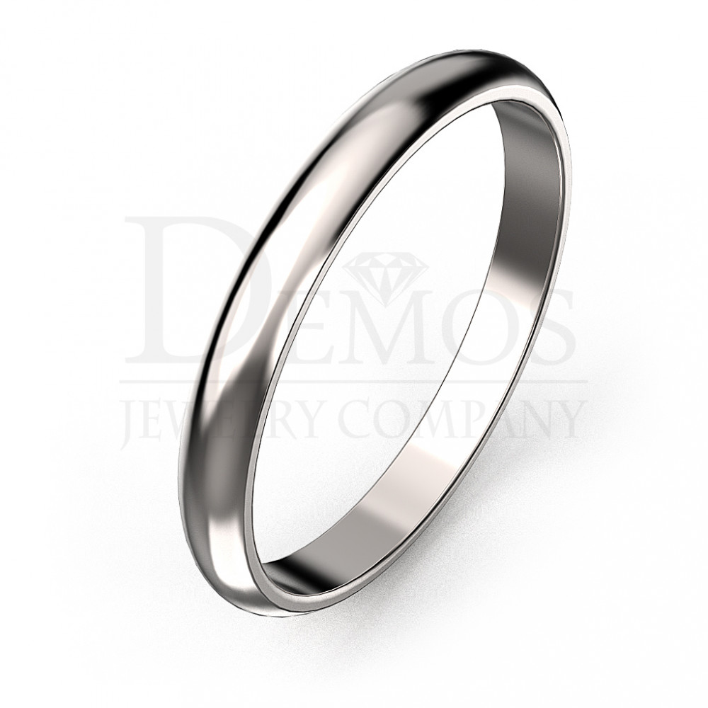 Обручальное кольцо (002sw)