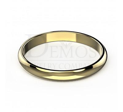 Обручальное кольцо (002sy)