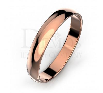 Обручальное кольцо (003s)