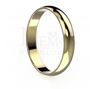Обручальное кольцо (003sy)