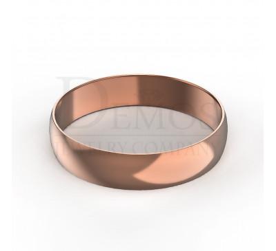 Обручальное кольцо (005)