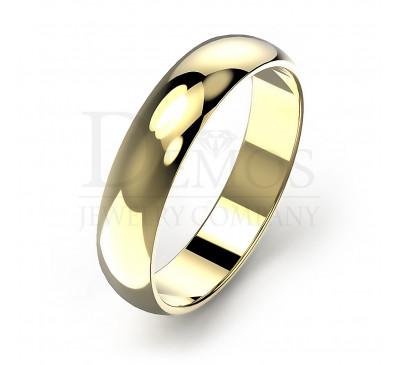 Обручальное кольцо (005sy)