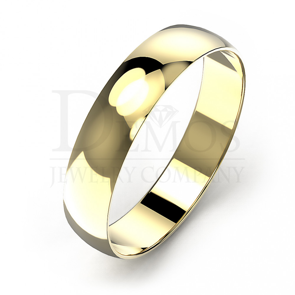 Обручальное кольцо (005y)