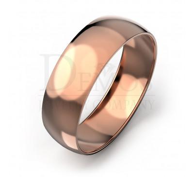 Обручальное кольцо (006)