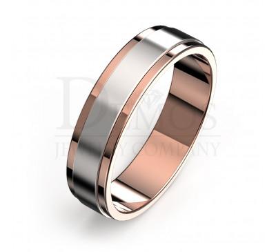 Обручальное кольцо (022)