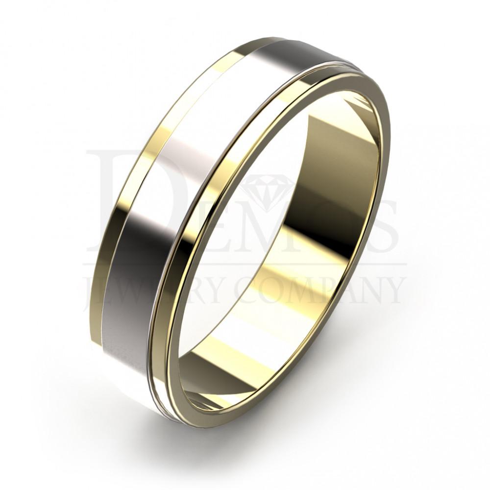 Обручальное кольцо (022y)