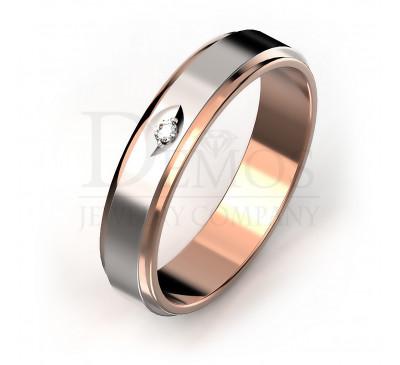 Обручальное кольцо (023)