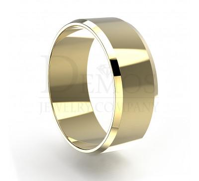 Обручальное кольцо (039y)