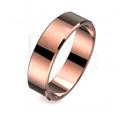 Обручальное кольцо (042)