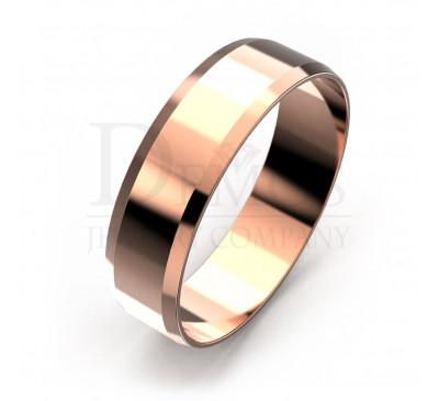 Обручальное кольцо (042s)