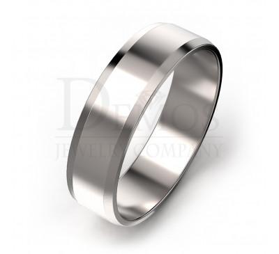 Обручальное кольцо (042w)