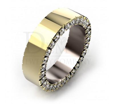 Обручальное кольцо (044y)