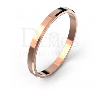 Обручальное кольцо (045)