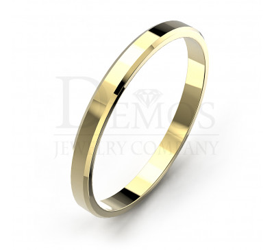 Обручальное кольцо (045y)