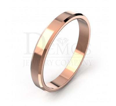 Обручальное кольцо (048)