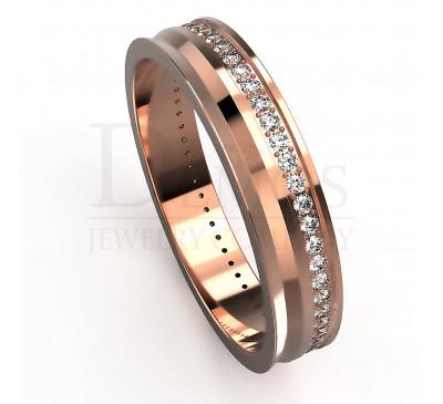 Обручальное кольцо (056)