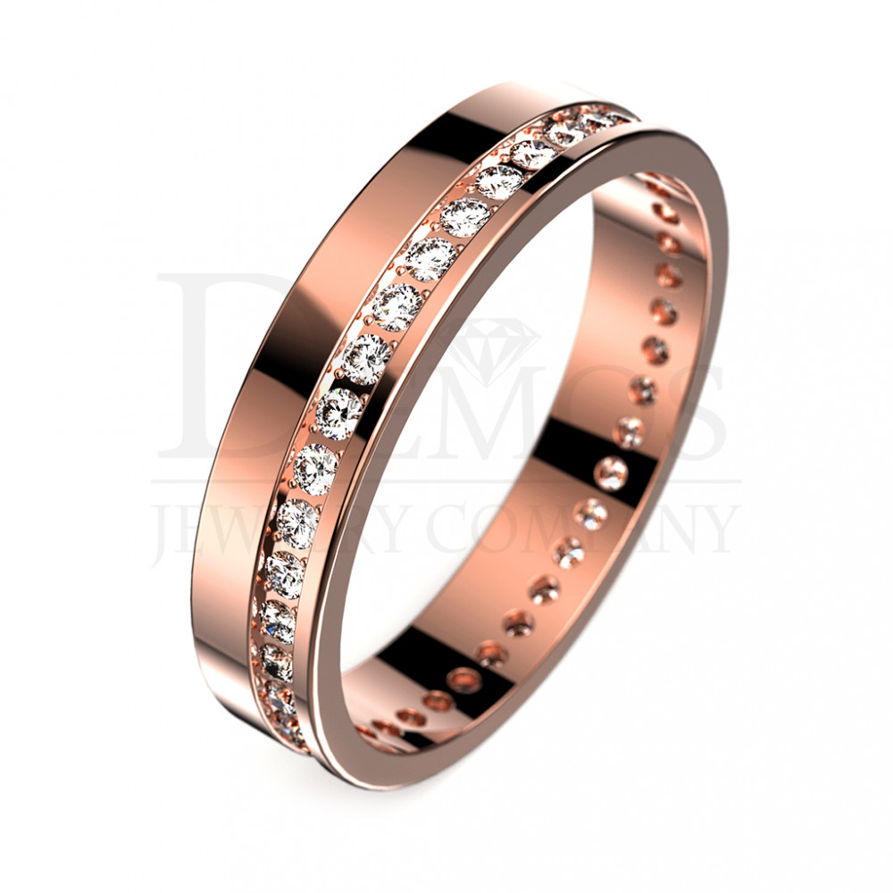 Обручальное кольцо (057)