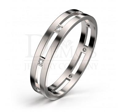 Обручальное кольцо (083w)