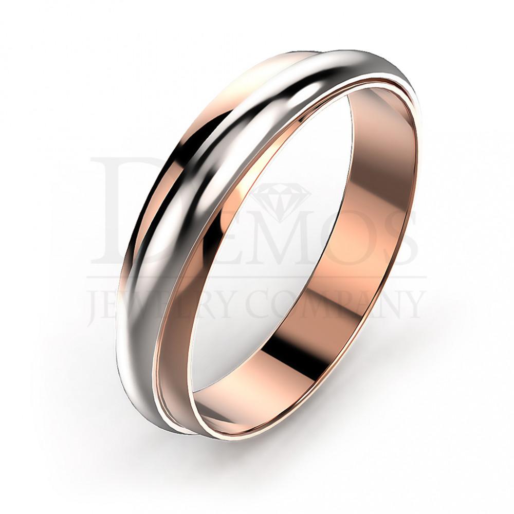 Обручальное кольцо (085)