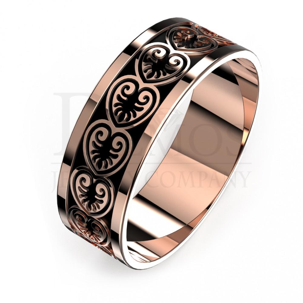 Обручальное кольцо (095)